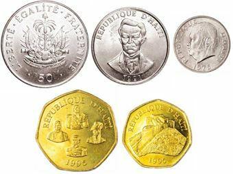 Picture of Haiti Mint Set