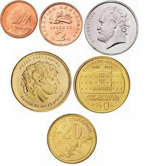 Greece_6-coin_Mint_Set