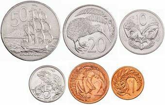 New Zealand_6-coin_Mint_Set
