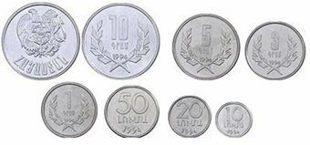 Picture of Armenia Mint Set