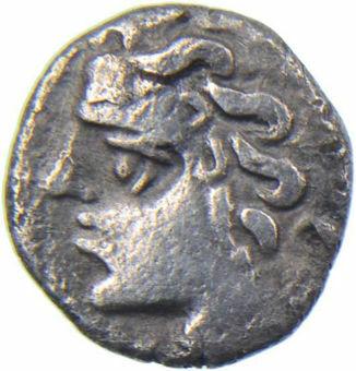 Picture of Gaul, Massalian Obol. Ca. 350-150 B.C.