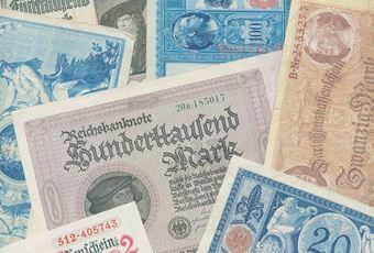 Picture of Germany Mixed Notes X 10 Circ