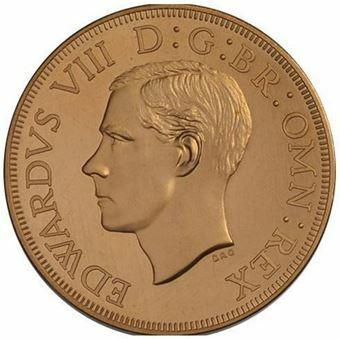 Picture of Australia, Edward VIII, Short Goldine