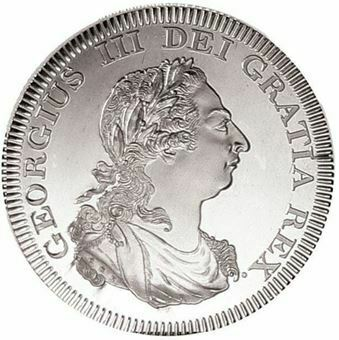 Picture of Scotland, George III Scottish Patina in Pewter