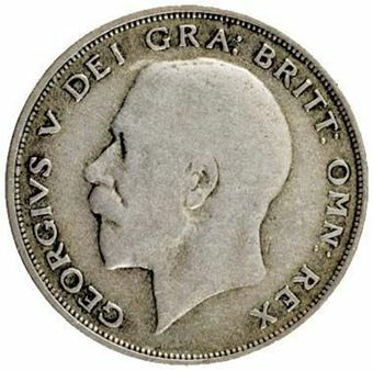 1921 Halfcrown