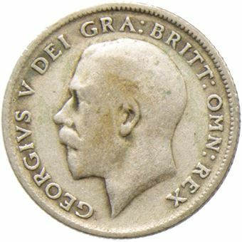 1922_Sixpence_Obv