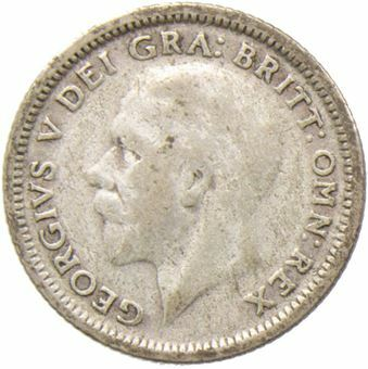 1927_Sixpence_Obv