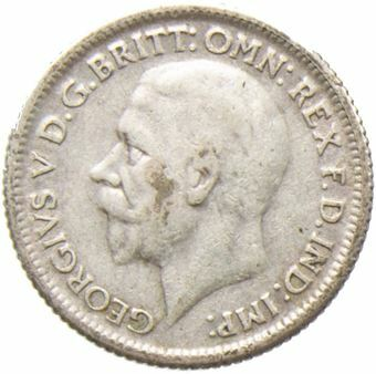 1928 Sixpence_Obv