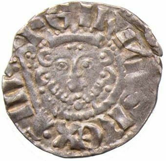 Henry III_Long-Cross_Penny_Obv