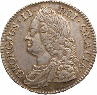 George_II_1745_halfcrown_roses_obv