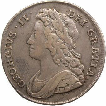 George II_1741_Halfcrown_ Roses_obv