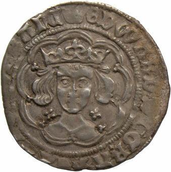 Edward IV_Groat_obv