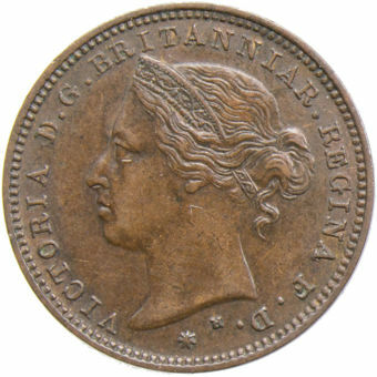 Jersey_1877H_1/48th_Shilling_obv
