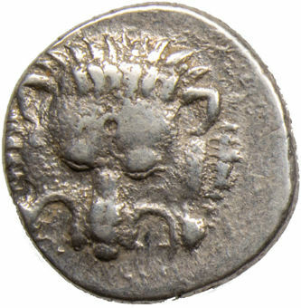Dynasts of Lycia. Trbbenimi - Ca. 390-370 B.C. 1/3 Stater_obv