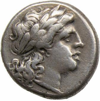 Roman Republic. 235-230 B.C. Anonymous Issue. AR Didrachm_obv