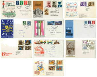 Picture of 10 FDCs Special Offer