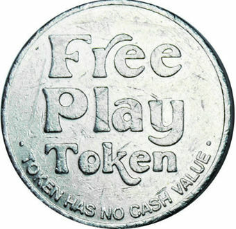 Picture of Hacienda Hotel & Casino (Las Vegas) Free Play Token