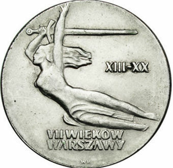 Picture of Poland, 10 Zloty 1965