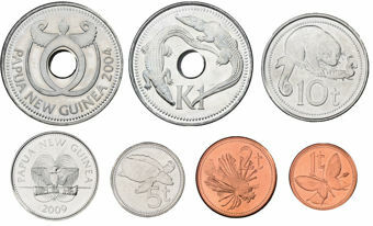 Picture of Papua New Guinea Mint Set