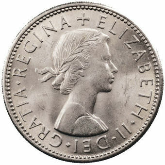 1964_Florin_Uncirculated_obv