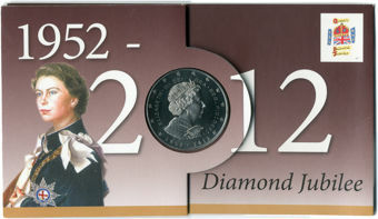 Picture of New Zealand, 2012 Diamond Jubilee