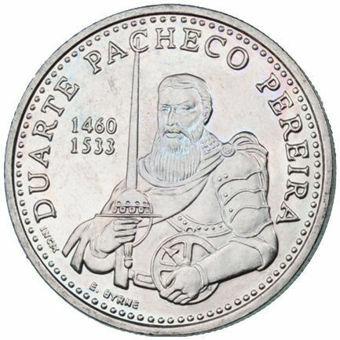 Picture of Portugal, 200 Escudos 1999 Duarte Pacheco Pereira UNC