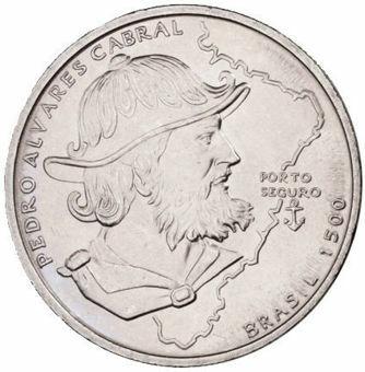 Picture of Portugal, 200 Escudos 1999 Pedro Alvares Cabral UNC