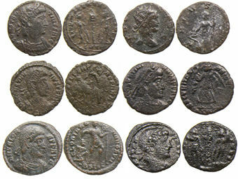 Picture of Roman Emperors Starter Collection (6 Coins)