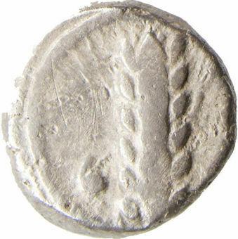 Lucania_Metapontum_Ca. 470-440 B.C. AR Nomos_obv