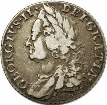 1758_Shilling_Obv