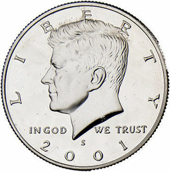 2001_Kennedy_Half_Dollar_proof_obv
