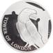 2019 £10 Raven 5 Oz PF69 Ultra Cameo_Rev