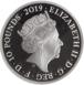 2019 £10 Raven 5 Oz PF69 Ultra Cameo_Obv