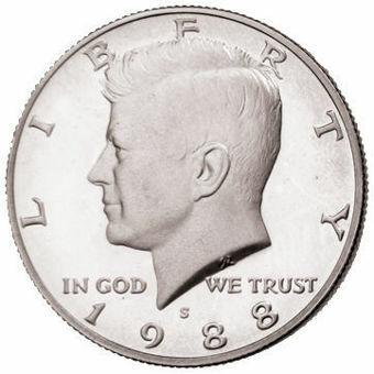 1988_kennedy_Half_Dollar_Proof_obv