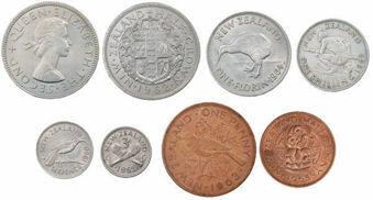 New_Zealand_Predecimal_Coin_Set