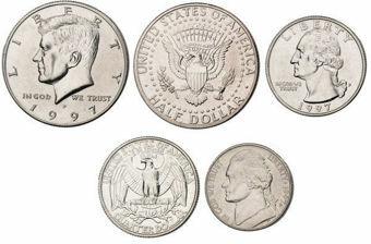 US_1997_Set_3_Coins