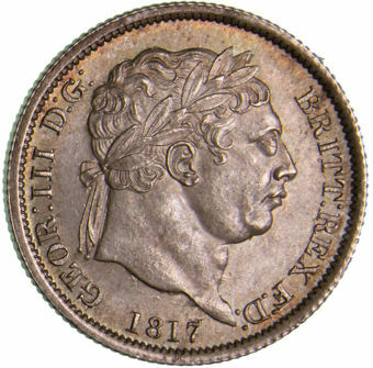 1817_New_Shilling_obv