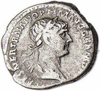 Trajan_Silver_Denarius_Fine_Obv