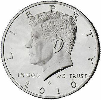 2010 Kennedy Half Dollar_obv