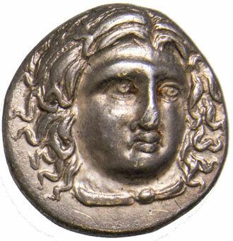 Satraps_of_Caria_Pixodaros. Ca. 341-335_B.C._AR_Didrachm_obv