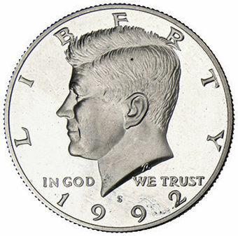1992_kennedy_Half_Dollar_obv