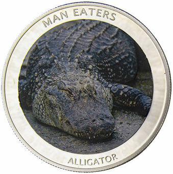Uganda_2010_100_Shillings_Alligator_Man_Eaters_Series_rev
