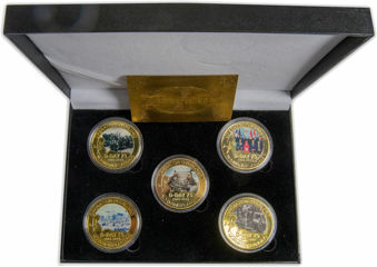 Picture of 5 Piece Set 75th Anniversary of D-Day Special