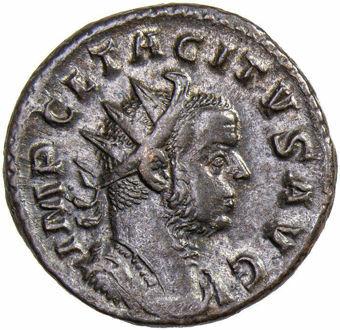 Billon_Antoninianus _of _Tacitus_EF_obv