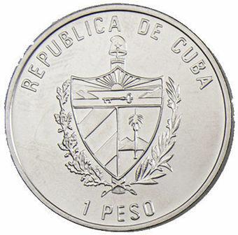 Cuba_1_Peso_1995_OXEN_Cupro_Nickel_obv