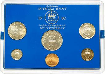 Sweden_Prooflike_Mint_Set_1982_obv
