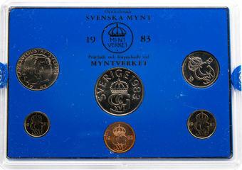 Sweden_Prooflike_Mint_Set_1983_obv