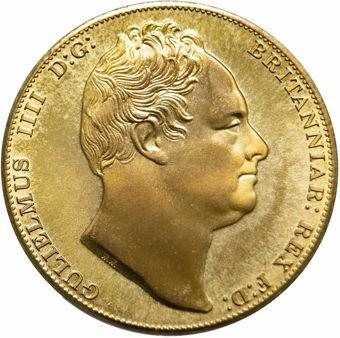 Picture of William IV, 3 Graces Goldine