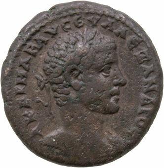 Severus Alexander. A.D. 138-161. Alexandria, Roman Egypt - A.D. 228. Billon Tetradrachm_obv