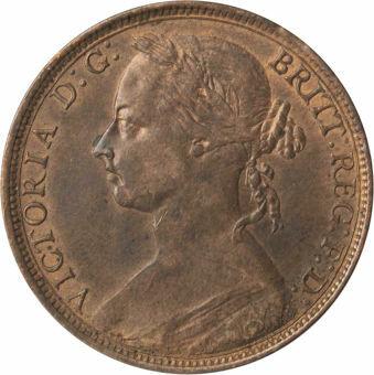 1890 Penny_obv